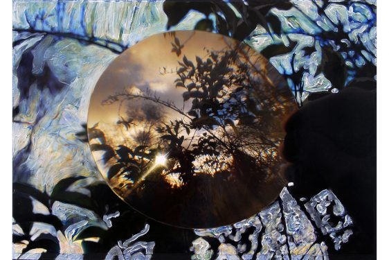 Like a Claude Glass - © Malou Busser